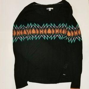 """VOLCOM """"chill pill"""" vintage pullover"""